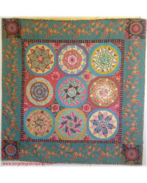 Brigitte Giblin Quilts and patchwork patterns for hand quilting ... : hexagon patterns for quilts - Adamdwight.com