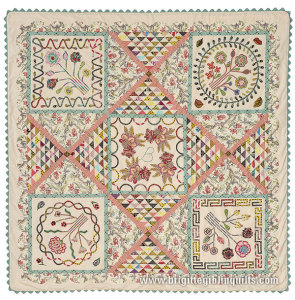 Auntie Greens Coverlet