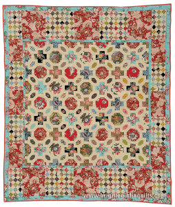Levens Hall Quilt