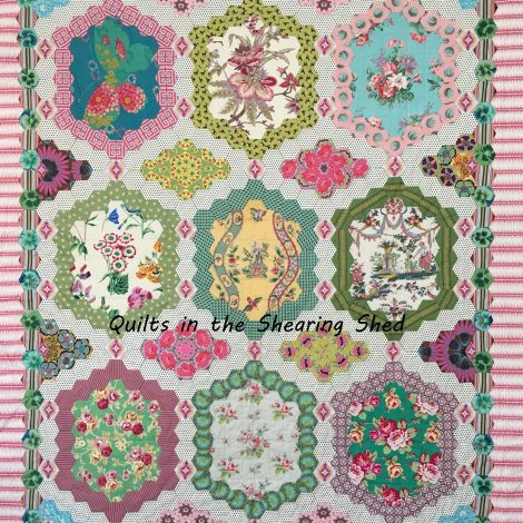 Quilts in the Shearing Shed Raffle Quilt pattern  a134df26494